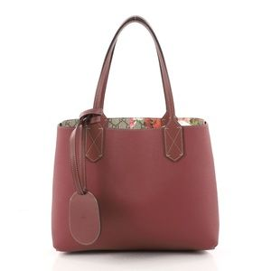 4c1793b6945 Gucci Bags - Gucci Reversible Tote Blooms GG Print Leather